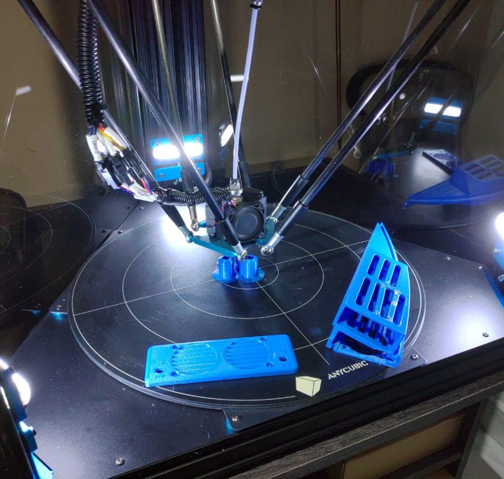 Impresora 3D DOmatik